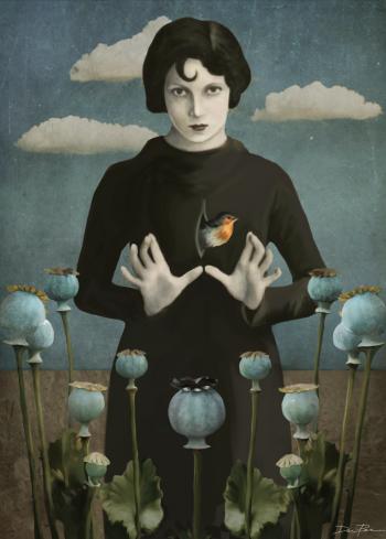 Opium ©Daria Petrilli