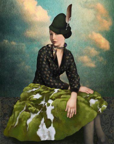 lady green copia